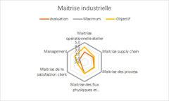 Diagnostic de maturité industrielle