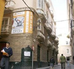 Calle Tinte, Casco Antiguo de Cádiz