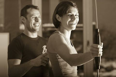 Schwingstab-Training Power Fitness Personal Training Basel Nils Walter