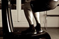 Vibrationsplatten-Training Power Fitness Personal Training Nils Walter