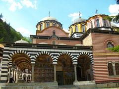 Rila-Kloster in Bulgarien (Rilski manastir) gehört zu den UNESCO-Weltkurturerben