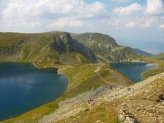 Sieben Rila-Seen in Bulgarien - atemberaubende Gegend, die zu den schönsten in Bulgarien gehört