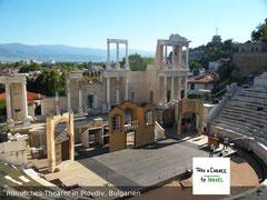 Plovdiv - am dritten Tag deiner Reise in Bulgarien fährst Du zu einer der ältesten Städte Europas