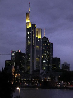Frankfurt am Main - Commerzbank Tower