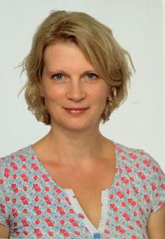 Heilpraktikerin und Osteopathin Miriam Reinhard aus Hamburg-Bergedorf