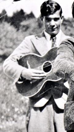 Anton Reinhardt, zweite Hälfte der 30er-Jahre, Foto: privat, alle Rechte vorbehalten!