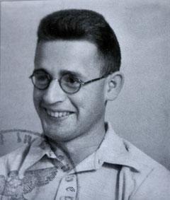 Oskar Riegraf, um 1936, Quelle und Rechteinhaber: StAL PL 704/Bü 5, mit freundl. Genehmigung