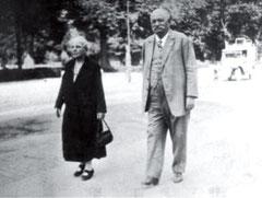 Frieda und Josef Herrmann, 1930er-Jahre, Foto: privat, alle Rechte vorbehalten