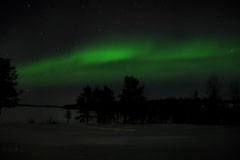 Nordic Lights in lapland