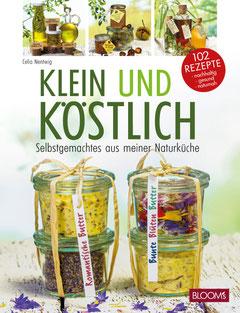 """Buchtitel """"Wildpflanzen-Rezepte"""" von Celia Nentwig"""