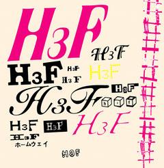 ホームウェイ ココロの地図 H3F H3F h3f h3f