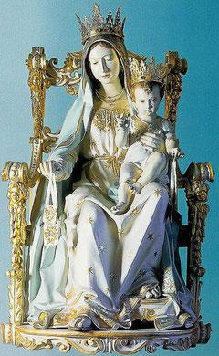 Vergine del Carmelo venerata da S. Maddalena