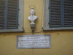 Busto del B. I. Galantini