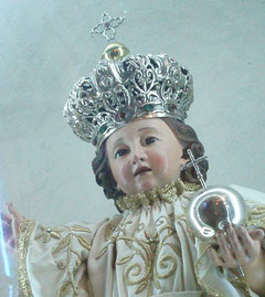 Gesù B. venerato dalla madre Rosa Maria