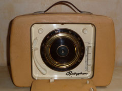 Metz Babyphon  K49/1 Bj. 1954-1955