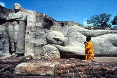 Polonnaruwa, Mönch