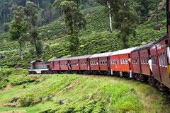 Nuwara Eliya, Eisenbahn