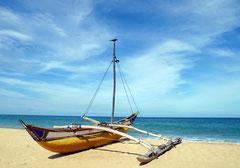 Trincomalee, Fischerboot