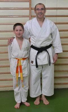 Tom Leroy et Philippe Boudet