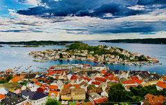 Oslo y fiordos 8 días Fly & Drive