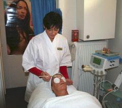 Beratung und Pflege durch unsere Frau Gleixner
