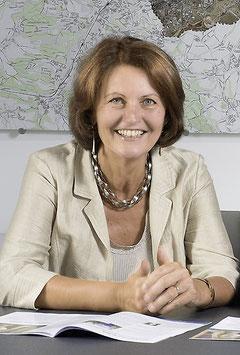 Gunda Röstel, Geschäftsführerin der Stadtentwässerung Dresden GmbH