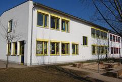 Das Grundschulgebäude der EKS