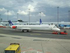 MD-82 © Andreas Unterberg