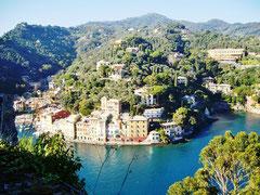 экскурсии в Портофино и Генуе с Капчевской Татьяной