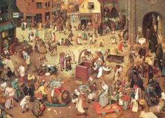 Karneval in Köln um 1500