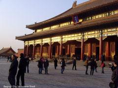 Beijing / Verbotene Stadt