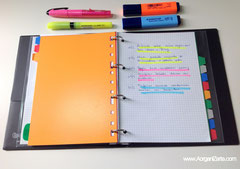 categorias, ideas, organización, pensamientos, destacar, www.aorganizarte.com