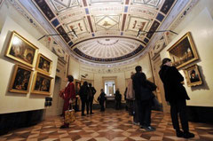 OmoGirando le Gallerie d'Italia - Palazzo Anguissola