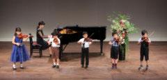 A-durバイオリン・チェロ教室 アンサンブル