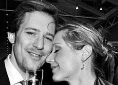 Frank Valet und Feline Knabe