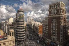 GRAN VIA - Madrid