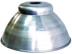 paralume #vintage #stile industriale #lampada #ferro #campana #pub #birreria