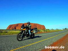Uluru oder auch Ayers Rock