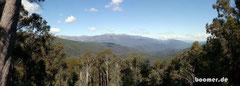 Der Mount Townsend