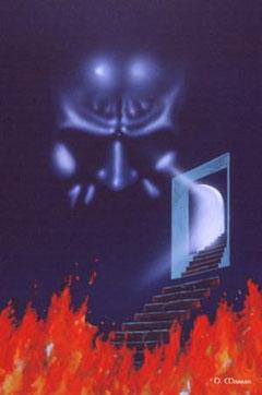 """Hell"" opera di DINO MARSAN"