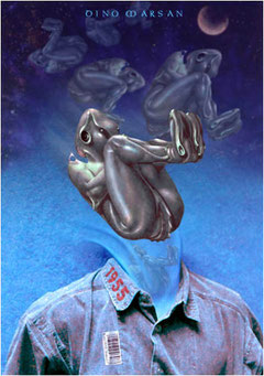 """""""Identity"""" opera di DINO MARSAN"""