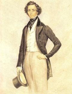 Felix Mendelssohn Bartholdy 1830
