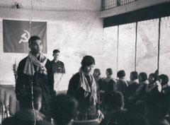 Zwangshochzeit unter den Khmer Rouge
