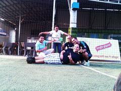 Die Siegermannschaft
