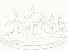 Ikadabuki Floßform