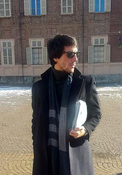 Gianmarco De Chiara, 2012 (foto di Federico Terminio)
