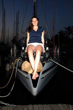 Claudia, Richards Bay 24-27-02-2011