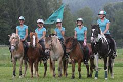 Das Team Loisachtal in Gelting, Foto von: www.digge-zigge.de