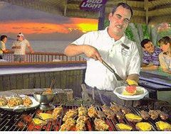 RIncon, Puerto Rico vill cofresi restaurant