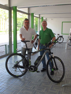 Haibike e-Bike in Kleve